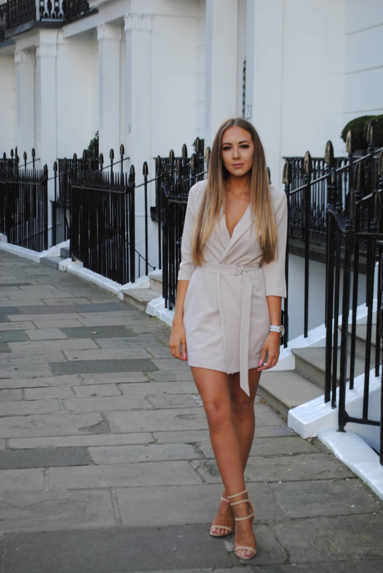 Chic Tailoring - LUCY LU ROSE