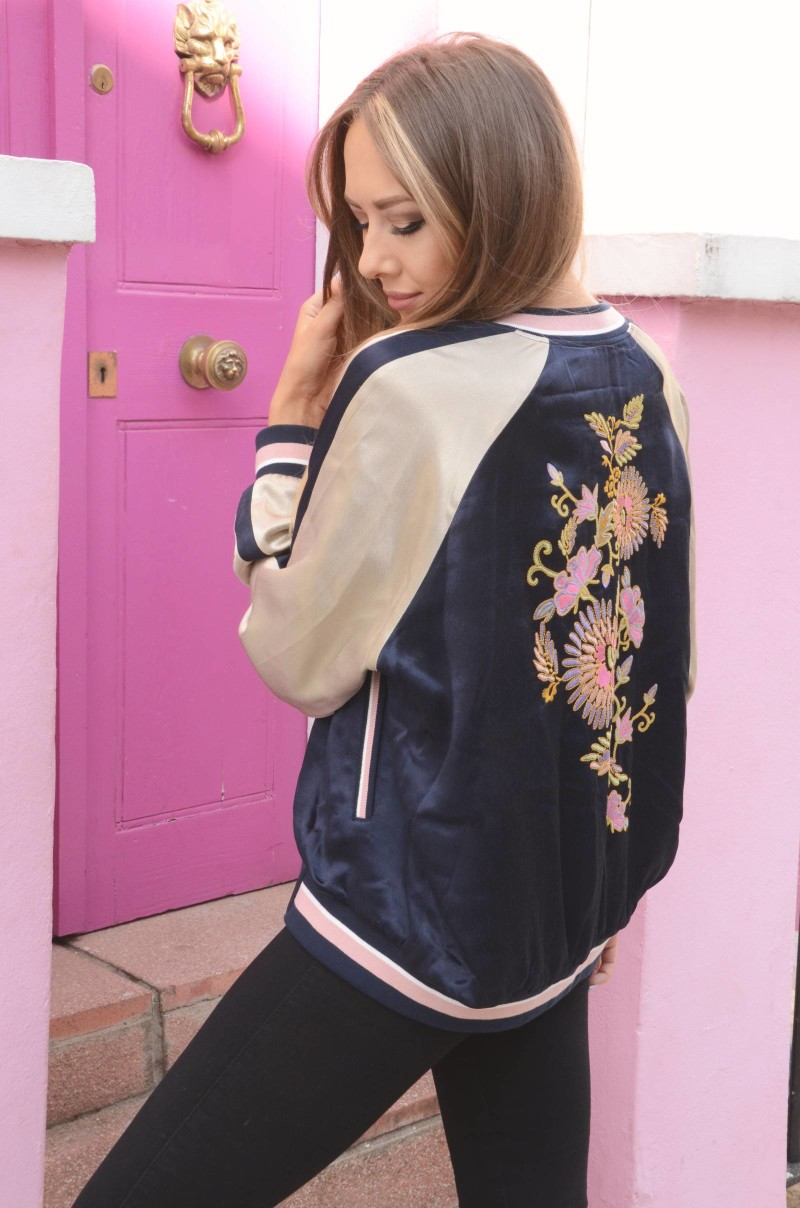 4d9e51b1d0 H&M Bomber Jacket Review - LUCY LU ROSE