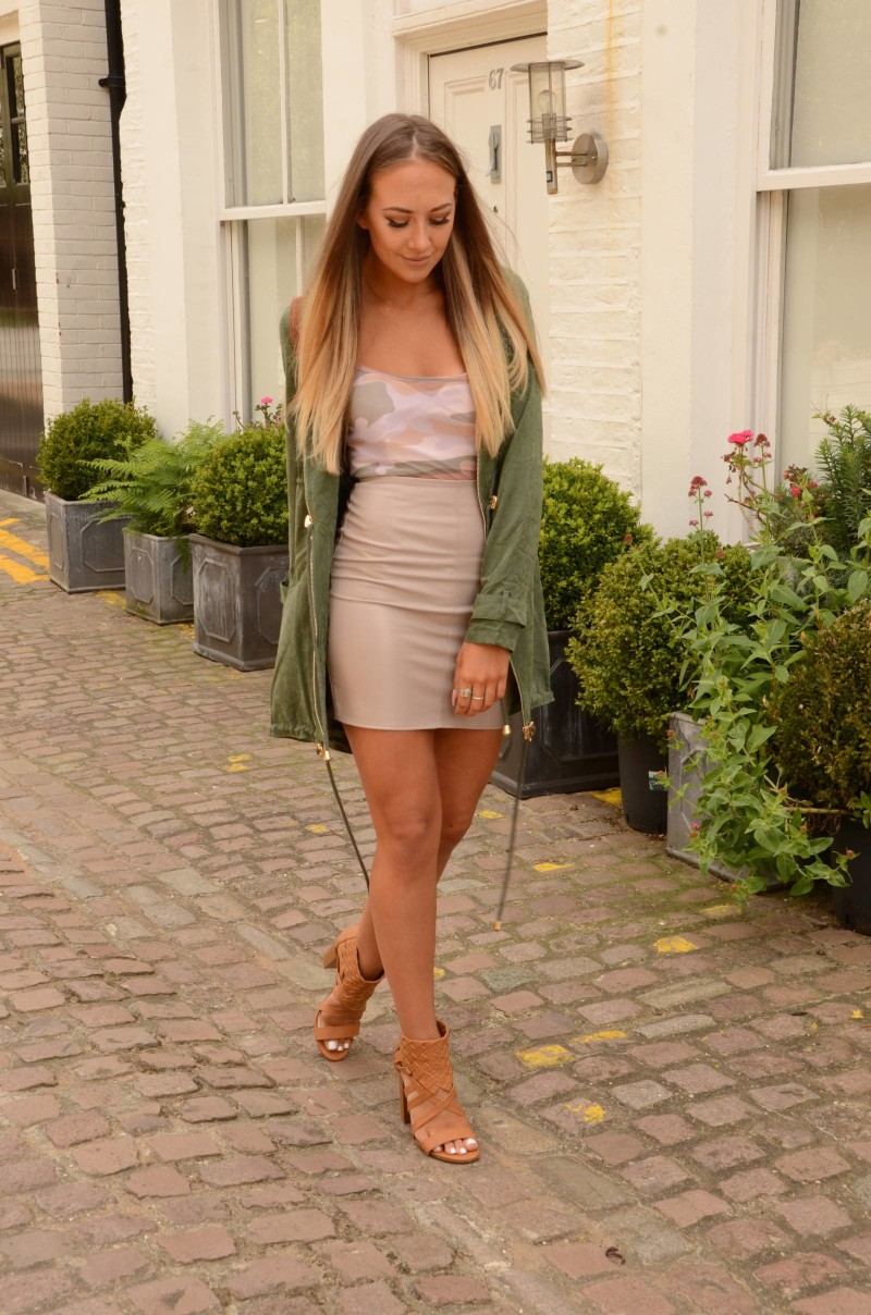 Summer Skirt Styling With Missguided - Part III - LUCY LU ROSE