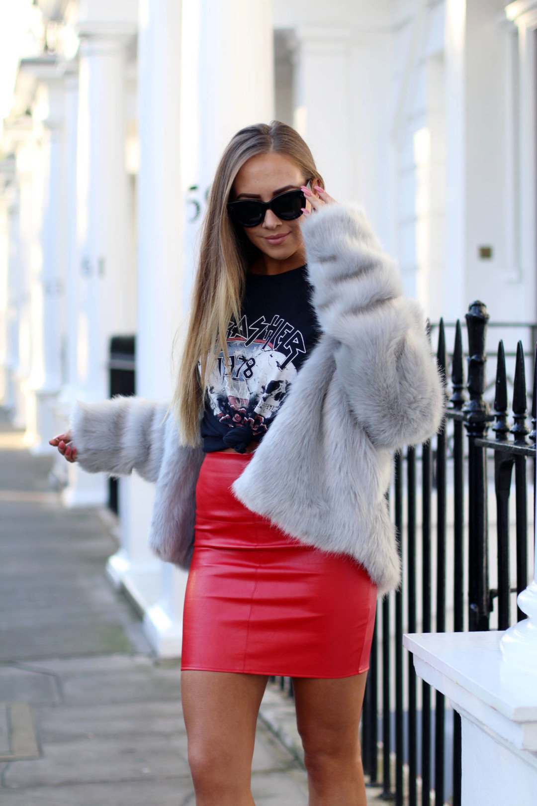 That Exaggerated Sleeve - LUCY LU ROSE